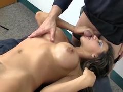 SUPER SEXY MOM GET'S AMAZING MASSAGE!!!!