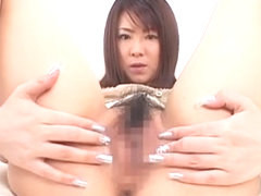 Fabulous Japanese whore Minori Hatsune in Crazy Masturbation/Onanii, Close-up JAV video