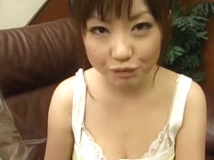 Hottest Japanese girl Rio Hamasaki in Best Gangbang, Dildos/Toys JAV video