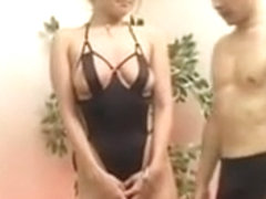 Incredible Japanese model in Crazy Group Sex, Cumshots JAV clip
