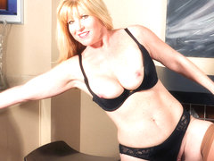 Dawn Jilling in Busty Blonde - Anilos