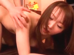 Incredible Japanese girl Hana Nonoka in Horny Threesome, Big Tits JAV clip