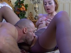 PantyhoseLine Video: Mercy A and Claud
