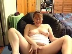 Home made masturbation film with my sexy big bust