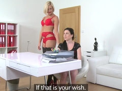 Fabulous pornstar in Best Casting, Stockings xxx clip