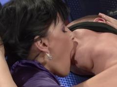 Fabulous pornstar in best european, facial sex scene