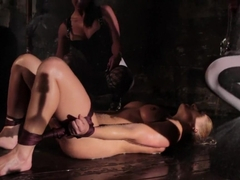 Fabulous fetish xxx video with amazing pornstars Bobbi Starr, Phoenix Marie and Lea Lexis from Wat.