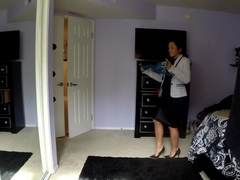 PropertySex-Thieving Asian Real Estate Agent Fucks Her Way Out of Trouble