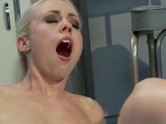 Fabulous fetish porn movie with crazy pornstar Lorelei Lee from Footworship