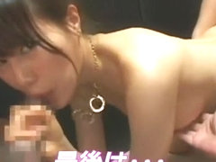 Crazy Japanese girl Chise Suzuki in Fabulous Fingering, Blowjob JAV clip