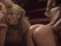Good ass pornstars in orgy