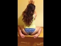 Most Good twerking livecam teenager episode