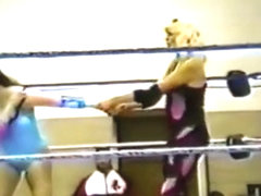 Alexa Starr vs. Brittany Brown Match 2