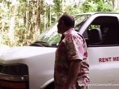 Amy Reid, Tanya James & Angelina Ashe - Busty Cops Go Hawaiian
