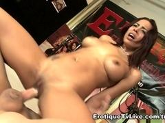 Luna Star Sexy In A Live Show