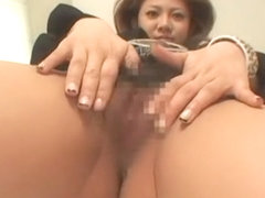 Hottest Japanese girl Yuka Koizumi in Fabulous Masturbation/Onanii, POV JAV scene