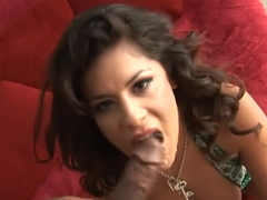 Fabulous pornstar Michelle Avanti in amazing latina, squirting adult video