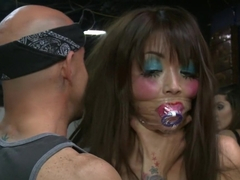 Favorite in Japan- Marica Hase comes to USA to get FUCKED in PUBLIC for the FIRST TIME!!!!