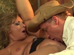 Incredible pornstar in Exotic Cumshots, Big Ass xxx movie