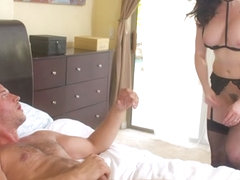 Chanel Preston & Danny Mountain in DirtyWivesClub