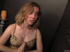 Slut Confesses To Priest About Her Sex Addiction