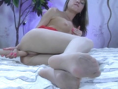 NylonFeetLine Video: Gina Gerson