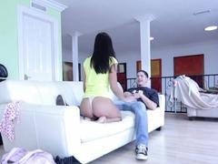 Fabulous pornstar in Exotic Medium Tits, Big Ass adult clip