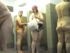 Hot Russian Shower Room Voyeur Video  55