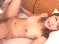 Horny Japanese model Yuri Shinomiya in Exotic Girlfriend, Fingering JAV scene