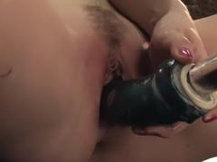 Horny fetish adult video with amazing pornstars Starri Night and Tatiana Kush from Fuckingmachines