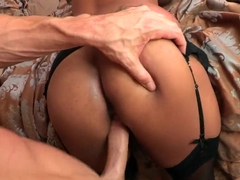 Johnny Sins pleasures busty milf Maxine X