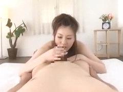 Fabulous Japanese slut Yui Tatsumi in Exotic Big Tits, Cunnilingus JAV video