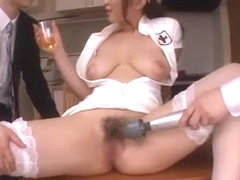 Exotic Japanese girl Yuri Honma in Horny Toys, Masturbation JAV clip