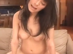 Exotic Japanese girl Kyouko Maki in Best Close-up, Cunnilingus JAV clip