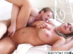 Brooklyn Chase in Brooklyn Chase Gets A Hard Fucking From Ryan Mclane - BrooklynChase