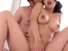 Best Japanese whore Marina Isshiki in Horny JAV censored Cunnilingus, Hairy video