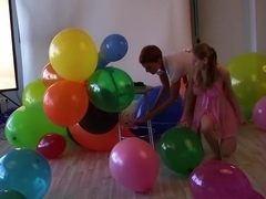 Balloon torture