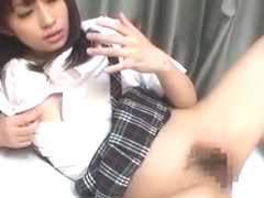 Hottest Japanese whore Mika Osawa in Amazing Upskirts/Panchira JAV movie