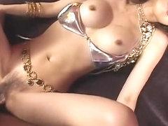 Incredible Japanese girl in Crazy Blowjob/Fera, Uncensored JAV video