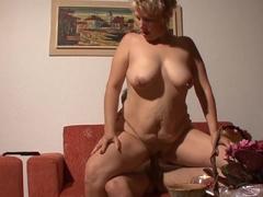 Hottest pornstar in Exotic MILF, Blonde sex video
