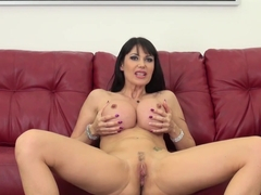 Best pornstar Eva Karera in Hottest Brunette, Masturbation sex clip