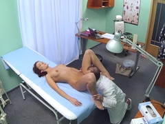 Best pornstar in Incredible College, Redhead porn scene
