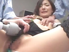 Exotic Japanese whore Erika Tokuzawa in Crazy Fingering, Blowjob JAV clip