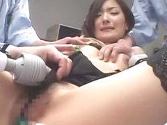 Exotic Japanese whore Erika Tokuzawa in Crazy Fingering, Blowjob JAV clip