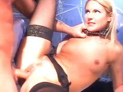 Horny pornstar Samantha Ryan in hottest facial xxx video