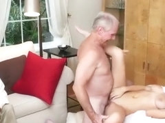 Anna vintage old man and italian feet hd molly earns her