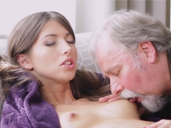 Fabulous pornstar in Crazy Small Tits, Oldie porn clip