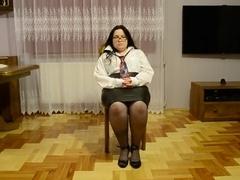 BBW Anal - Cum on Tits