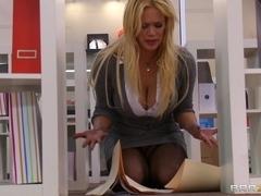 Big Tits at Work: Personal Favors
