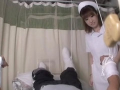 My japanese yum-yum riding a veiny rod in spy cam video